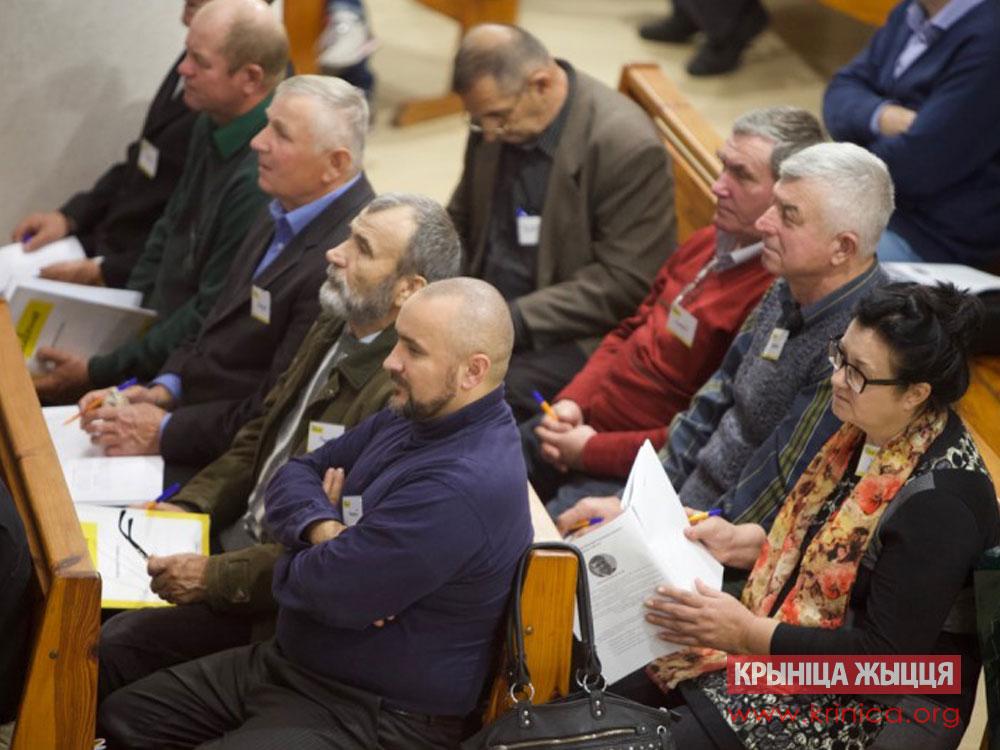 Школа Благовестия 2018 Минск