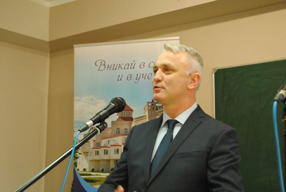 Леонид Иванович Михович - епископ союза Баптистов