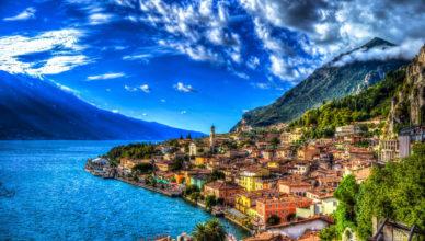 По дорогам Италии