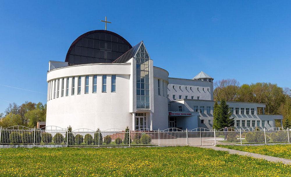 Церковь Вифлеем Минск