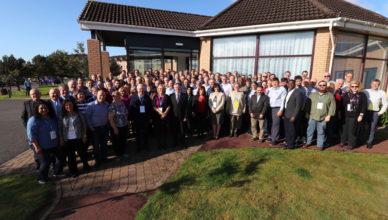 Совет Европейской баптисткой федерации в Глазго