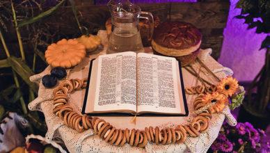 Праздник жатвы, День благодарения