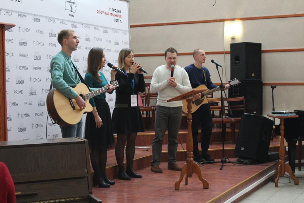 Конференция христиан-медиков в Гродно