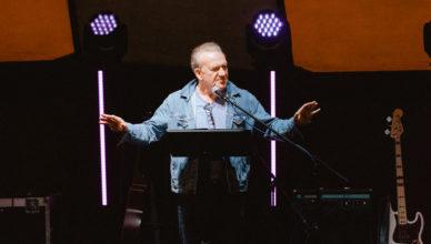 Виктор Гамм на конгрессе Новыя