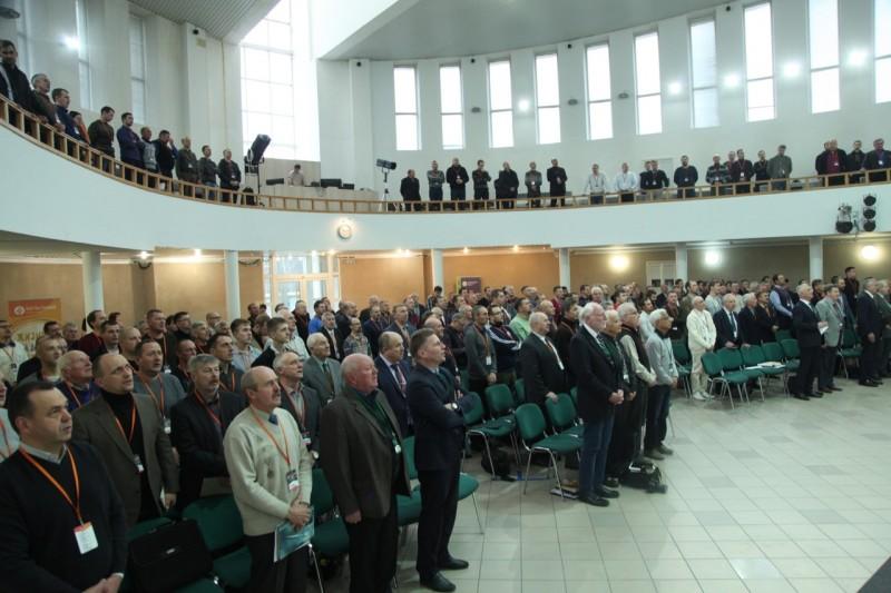 Пасторская конференция церквей евангельских христиан баптистов Минск