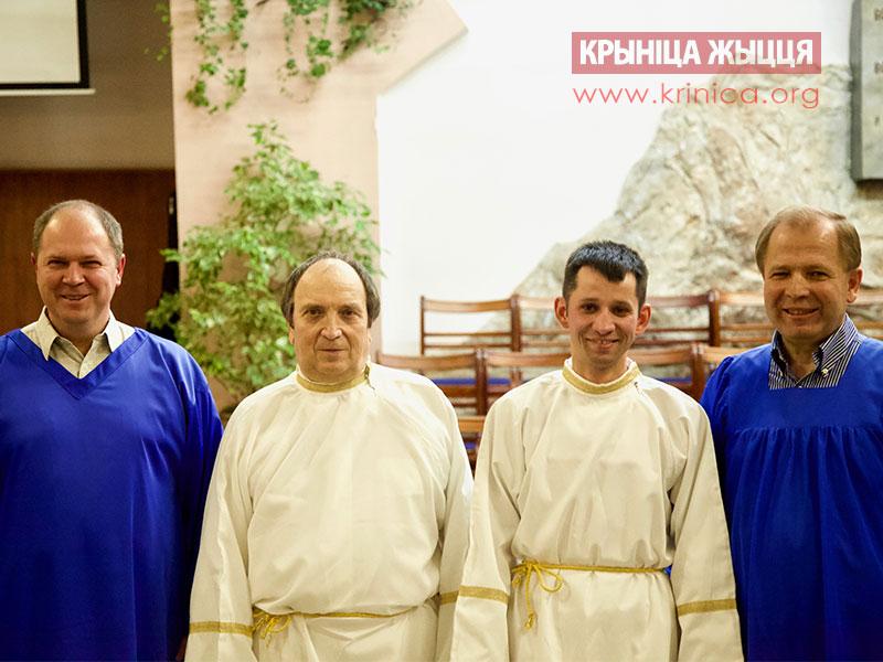 Battizm In Grodno