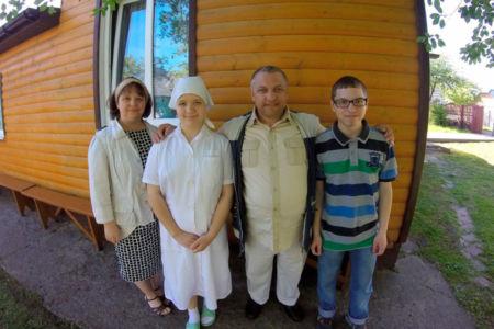 Церковь Возрождение, Брест, Крещение