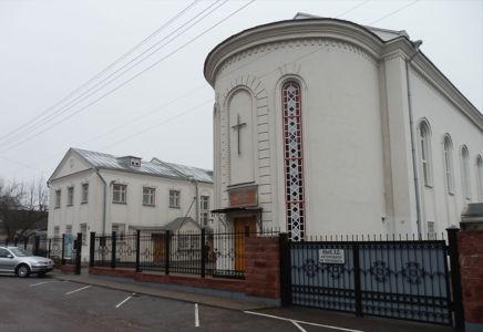 Church Golgofa