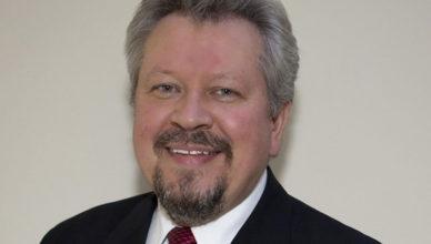 Пастор Петр Мицкевич, председатель РС ЕХБ