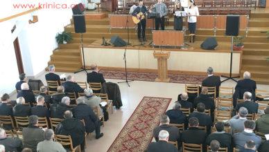 Совещание служителей в Брестской области