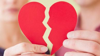 Боль развода