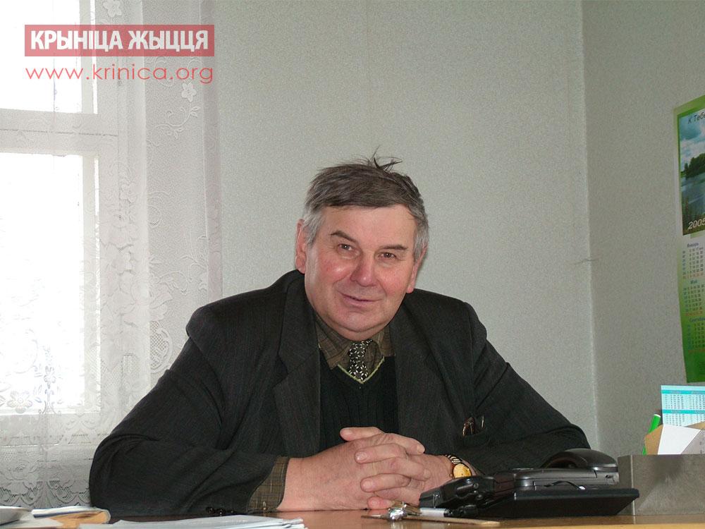 Алексей Сидорович Комарчук - старший пресвитер по Брестской области
