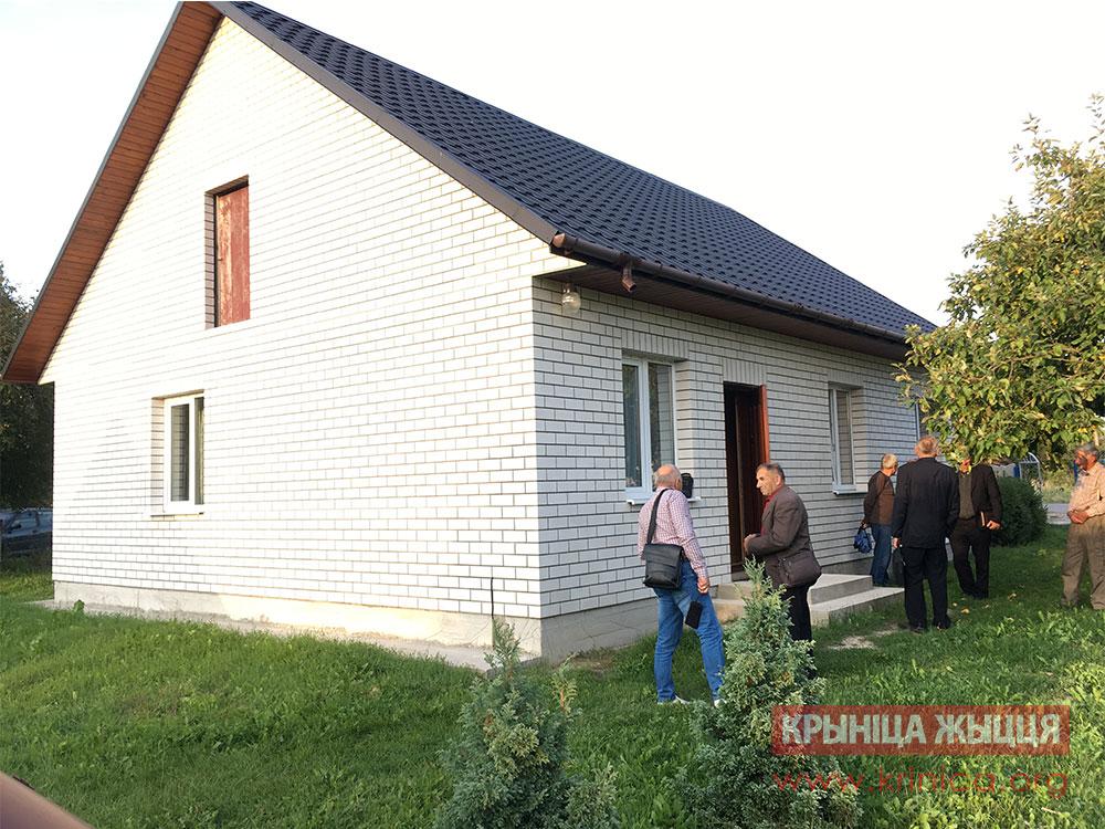 Дом молитвы баптистов, Глинянки