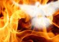 Крещение огнем, Дух Святой